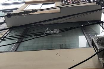 Bán nhà trọ chung cư mini khép kín 60m2 x 6 tầng 10 phòng phố Triều Khúc, Thanh Xuân, 2 mặt tiền