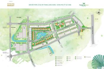 Bán đất dự án Thăng Long Home - Hưng Phú, MT Tô Ngọc Vân, chỉ 3.7 tỷ/nền, SHR, 0902016657