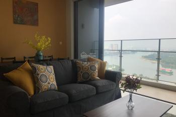 Nassim Thảo Điền, Q2, 3PN cần cho thuê, gồm bãi đậu xe hơi, view sông, lầu cao. Thanh 0903799818