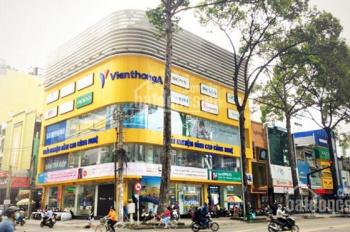 Cho thuê nhà 2 mặt tiền đường Phan Đăng Lưu, Phú nhuận, dt 20x35m, trệt lầu, giá 340tr/th.