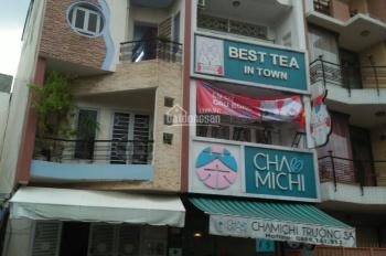 Cho thuê nhà MT Đinh Tiên Hoàng (gần Vũ Huy Tấn), BT, DT: 4.2x20m, 2 lầu, giá: 30 triệu/tháng