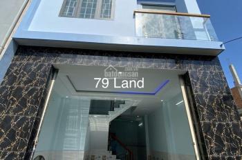 Bán nhà 3 tầng, nhà mới 100%, K400 Nguyễn Phước Nguyên