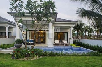 Bán gấp Biệt thự Biển Vinpearl Bãi Dài, Cam Ranh, Nha Trang chỉ 13 tỷ, đang cho thuê 1,1 tỷ/thg