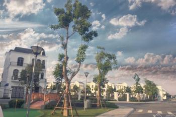 Bán gấp căn Nhà Vườn Vinhomes the harmony, 180m2, 12.5 tỷ, view thoáng trước mặt vườn hoa nội khu.