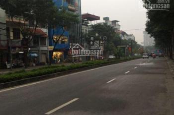 Bán đất phố Lạc Long Quân, 50m2 x 4m mặt tiền, cách Hồ Tây 130m