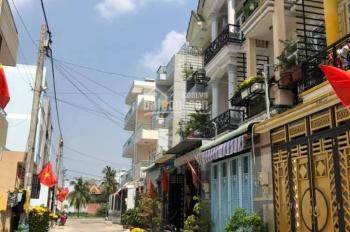 chính chủ gửi bán nhà hẻm 2 xe hơi đường Đình Phong Phú, p. Tăng Nhơn Phú B, Q9