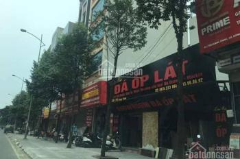 Bán nhà mặt phố Quang Trung, Hà Đông TT kinh tế 50m, MT 5m, giá 6 tỷ