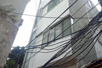hà đẹp mới xây ngõ 8 Lê Quang Đạo (Phú Đô) ô tô đỗ cửa, DT 58m2 giá 4,5 tỷ. LH 0964268694