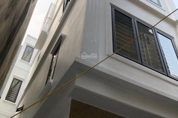 Bán nhà phố Bạch Mai, 26m2, 4 tầng, 3 mặt thoáng