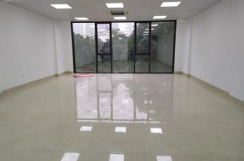 Cho thuê văn phòng chuyên nghiệp giá rẻ gần công viên Nghĩa Đô - Cầu Giấy. DT 90m2, giá 16 tr/th