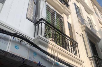 Bán nhà ngõ 194 phố Thanh Đàm, 32m, 4 tầng, ô tô dừng đỗ trước cửa nhà