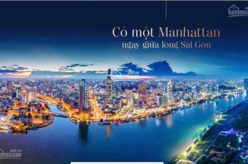 Căn hộ cao cấp The Grand Manhattan Quận 1 68m2, giảm giá ưu đãi từ 1 tỷ LH: 0902 974 697