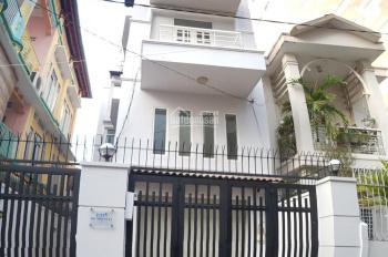 Cho thuê nhà MT  Huỳnh Khương Ninh, Quận 1, 6x16m, 1 trệt 4 lầu, sân thượng, Giá: 80 triệu/th.