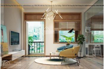 Cho thuê căn hộ Indochina Park Tower, 4 Nguyễn Đình Chiểu, Quận 1 giá 13.5tr, lh 0399 348 038