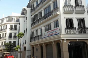 Cho thuê shophouse Five Star Mỹ Đình, 165m2x4t, giá 5.000USD