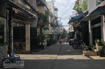 Bán nhà mới vô ở liền, ngay chợ - nhà thờ Tân Hương 4,5x14m gác lửng, giá chỉ 5,7 tỷ