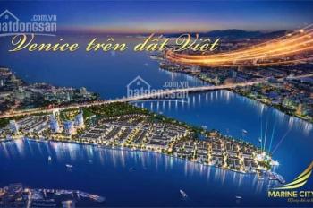 Chính chủ cần bán lại lô đất thuộc dự án Marine city Vũng Tàu. Cách quảng trường biển 50m, 20tr/m2