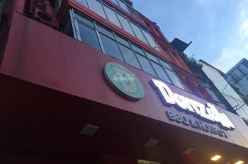 Bán nhà mặt phố Kim Mã, 60m2x6t, mặt tiền 10m, có gara, SĐCC
