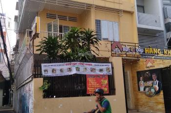Bán nhà mặt tiền Đồng Nai, gần Tiền Giang, Lam Sơn. Diện tích 10x15. Gần KMS (ĐH Hoa Sen cũ)
