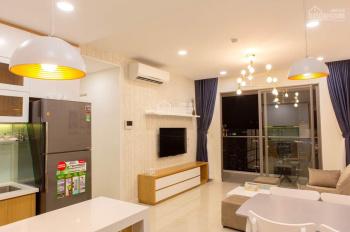 Cần cho thuê căn hộ 2pn Masteri Millennium đầy đủ nội thất giá 21 triệu