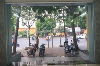 Cho thuê nhà mặt phố Vũ Phạm Hàm 147m2 x 6 tầng, mặt tiền 5.5m. LH: 0971 469 516.