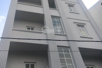 Tòa căn hộ dịch vụ Thoại Ngọc Hầu - Tân Phú, 7.85x20.5m (NH 8,3m), 6 tầng, giá 17 tỷ TL