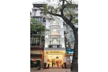Cho thuê nhà mặt phố Triệu Việt Vương, DT 120m2 x 8tầng, MT 5m. giá thuê: 138tr/tháng.LH 0866899540