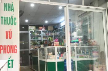 Bán nhà kinh doanh mặt phố Trương Định, Hoàng Mai, DT 55m2, Sổ đỏ chính chủ