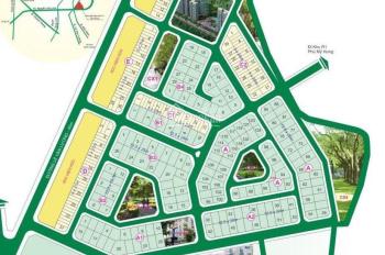 Cần bán lô đất BT 250m2 khu Sadeco nghỉ dưỡng Q7, 2 MT đường, giá 85tr/m2 sổ cá nhân, 0939055788