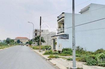 Bán gấp 3 lô đất đường Số 7 KDC Tân Tạo,  ngay chợ Bà Hom, giá 3,3 tỷ/nền, Sổ hồng riêng