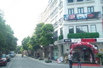 Cho thuê Shophouse Mỹ Đình Sudico tuyến phố sầm uất đang kinh doanh rất tốt 165m2 xây 5 tầng