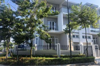 Bán căn biệt thự song lập khu K, dãy K1, mặt đường Nguyễn Văn Huyên kéo dài, 336m2, vào tên HĐ