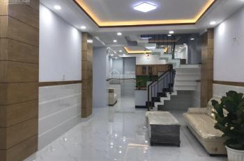 bán nhà 3 lầu và 1 sân thượng đường Nguyễn Văn Luông p12 q6