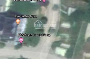 BÁN ĐẤT ĐÀ LẠT TẠI KHU BIỆT THỰ GOLF VALLEY, DT 435m2, GIÁ 75 triệu/m2, SHR