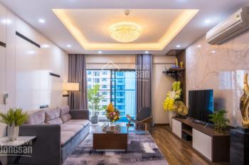 Bán căn hộ 34T, sủa đẹp, full nội thất, Hoàng Đạo Thúy. DT 130m2, 3pn, Lh 0975118822