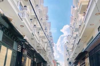 Nhà phố Nguyễn Văn Dung, P6, Gò Vấp, DT 5x10m nhà 4 lầu, hẻm xe hơi 6m, giá 6,7 tỷ. LH 0902422256