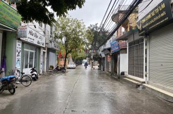 Bán gấp 116m2 đất mặt đường Cửu Việt 1, Trâu Quỳ, Gia Lâm, kinh doanh thoải mái. LH 0987498***