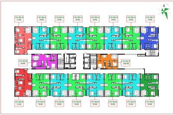 Nhận hồ sơ đợt 1 chung cư IEC Thanh Trì, chỉ 15.2tr/m2 (danh sách 50 căn ngoại giao bán kèm)