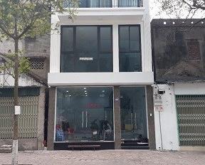 Cho thuê nhà mặt phố Thái Hà, Đống Đa, Hà Nội