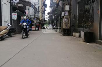 Bán nhà ngõ ô tô Vĩnh Hồ, Thái Thịnh 35m, 5T, 3 ngủ, xây mới, lô góc 3.9 tỷ