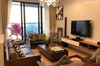 Tôi cần cho thuê căn hộ - Vinhomes D'Capitale. DT 82m2, 02 PN, full đồ đẹp, giá 15 triệu/tháng