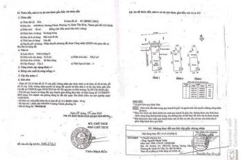 Bán 449/99 Trường Chinh, P14, Q Tân Bình. 4x14m 8,2 tỷ TL