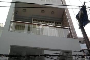 Bán nhà HXH Nguyễn Đình Khơi - Hoàng Việt, P4, Quận Tân Bình, DT 4.8 x 22m, 4 tầng, 11.5 tỷ