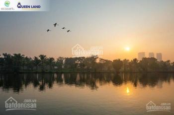 Suất ngoại giao duy nhất biệt thự đảo Ecopark dtich 270m2, giá 23 tỷ, được chiết khấu 1 tỷ