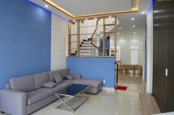 Nhà mới xây 1 trệt 1 lầu, SHR gần chợ tân phước khánh, Tân Uyên chỉ 900 triệu