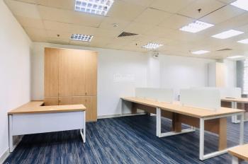 Cho thuê văn phòng 179m2 Quận 3, nguyên tầng 2 official đẹp mới 100%, chỉn chu, sức chứa 50 người