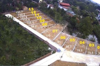 Bán đất nền Đồi Sen, Bình Yên sát Công Nghệ Cao Hoà Lạc. LH 0988.357.257
