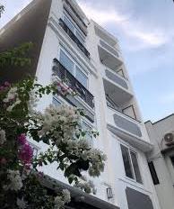 Bán Nhà Hẻm 81 ( HxH 6M ) Hồ Văn Huê. P9. Quận Phú Nhuận. 5 x 16. 1 Hầm 4 Lầu. Gía 15 tỷ TL