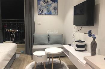 Chính chủ cần cho thuê gấp căn hộ studio Green Bay giá 8tr/tháng. Lh 0989968390