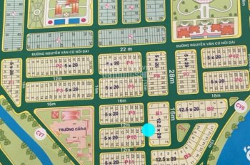 Bán nhà 6B Intresco, sổ hồng chính chủ, đường 16m, DT: 100m2, giá bán: 9,5 tỷ, LH: 0902 589 310